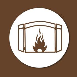 Kaminschutzgitter kaufen Logo